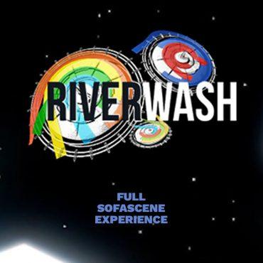 Logo Riverwash / Full Sofascene Experience.