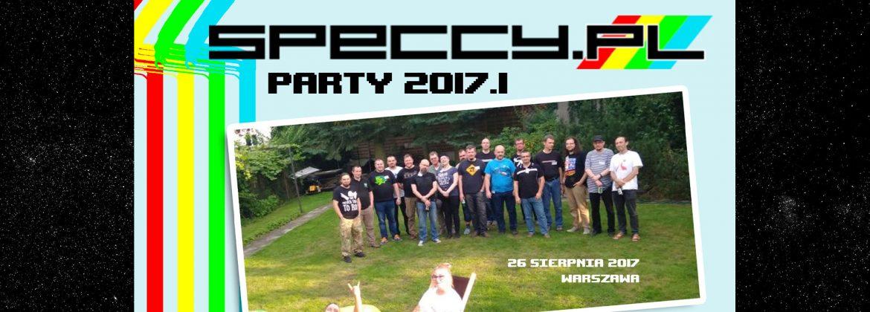 Logo Speccy.pl / Full Sofascene Experience.