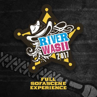 Logo Riverwash / Full Sofascene Experience.