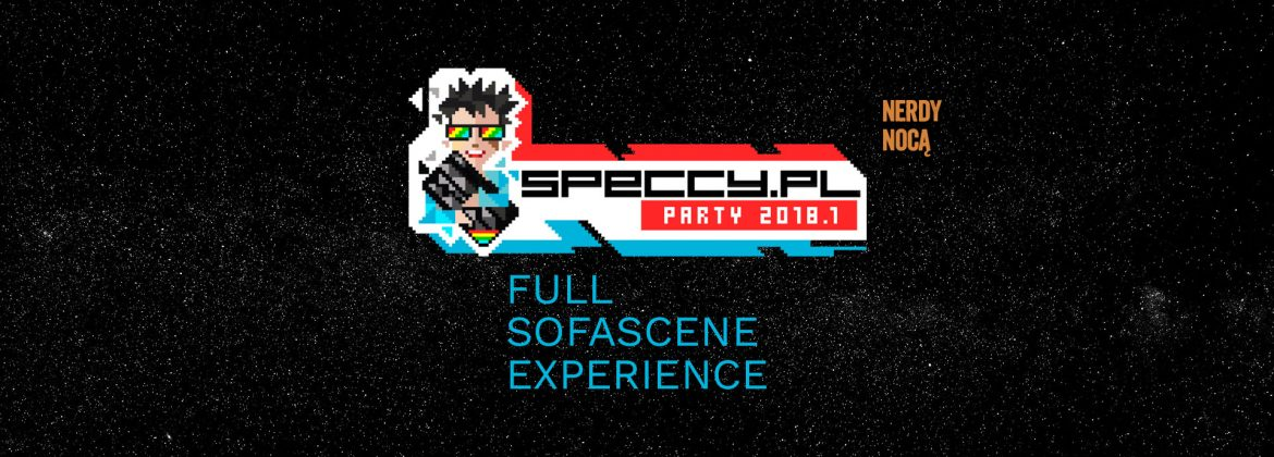 Logo Speccy.pl / Full Sofascene Experience.